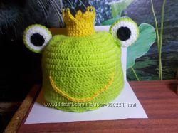 шапка царевна-лягушка