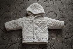 Курточка на малыша 0-3мес.
