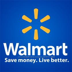 Walmart - под 5 процентов без предоплаты