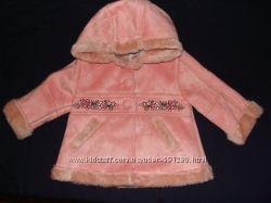 Пальто-дублёнка для девочки 12M Koala Kids