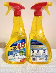 W5 средство для чистки и дезинфекции ванн и душевых кабин 750 мл