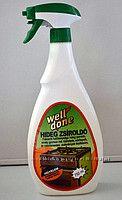 Обезжириватель Well Done, DenkMit для плит и духовок 750 ml