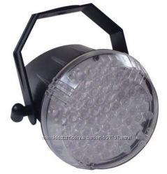 LED Стробоскоп дискотека для дома, кафе, бара