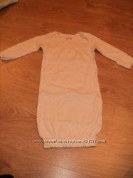 Ночная рубашка Carters 0-3 мес.