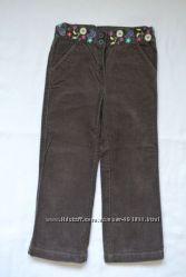 Велюровые штанишки MOTHERCARE, 3-4года