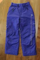 Зимние штаны на подтяжках DARE2B, р. 128, 7-8лет