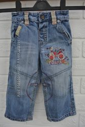Штанишки и джинсы для мальчишек, 9-18мес.