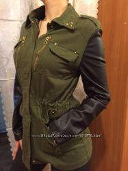 Женская куртка COLINS в стиле милитари РазмерM