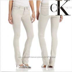 Джинсы женские  Calvin Klein Jeans Modern Boot in Gray Размер44-46