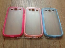 Продам силиконовый чехол-бампер для Samsung Gаlaxy S3 i9300