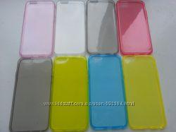 Силиконовый тонкий чехол iphone 6  4. 7дюйма  8 цветов