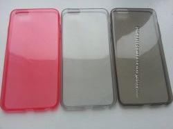 Ультратонкий силикон iphone 6Plus 5. 5