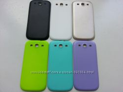 Задняя крышка на Samsung Galaxy S3 i9300 Все цвета