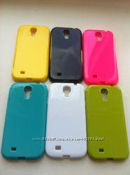 Чехлы для Samsung Galaxy S4 i9500 в наличии Материал - силикон.