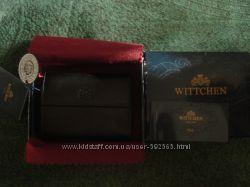 Новый статусный кожаный кошелёк Wittchen