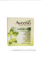 Интенсивный ночной крем Positively Radiant Aveeno