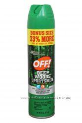 Аэрозоль для защиты от комаров Off