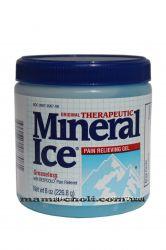 Лечебный обезболивающий гель Mineral Ice