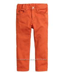 Летние брюки-скини H&M р. 140