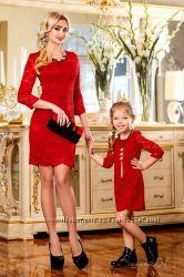 Красивые платьица к Новому году с-3хл