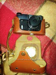 Раритетный фотоаппарат.