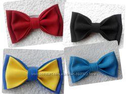 галстук-бабочка, подтяжки  для взрослого