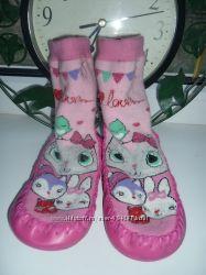 Продам крутые тапули носочки размер 27 30