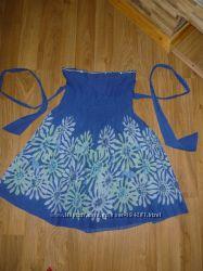 Продам легкое нежное летящее платье из Франции TUSSO