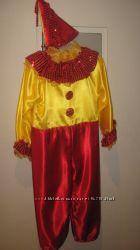 карнавальный костюм Петрушки напрокат