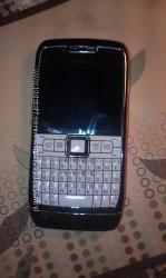 Телефон Nokia E71 White оригинал, на запчасти