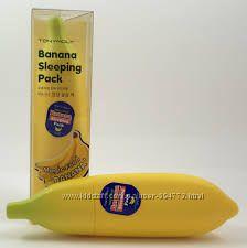 Маска ночная питательная с экстрактом банана TONY MOLY