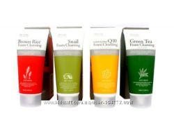 Очищающие пенки для лица 3W clinic для всех типов кожи