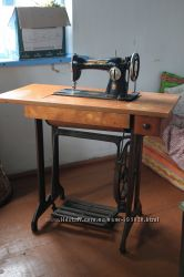 Швейная машина ножная ПМЗ