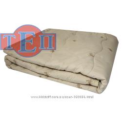Одеяло из верблюжей шерсти ТЕП - целительное
