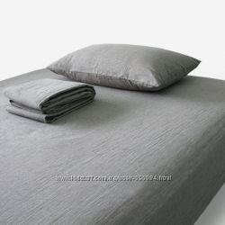 Настоящее льняное постельное белье