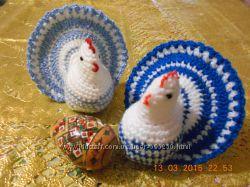 Пасхальная курочка-сюрприз - необычное украшение Пасхального стола. Акция