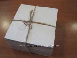 Блоки бумаги для записей