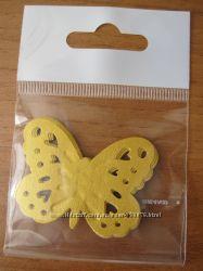 Бабочка бумажная