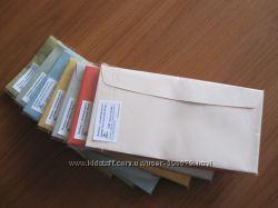 Конверты из дизайнерской бумаги, евроформат