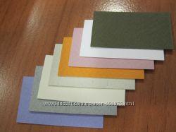 Набор цветного фактурного картона для скрапбукинга