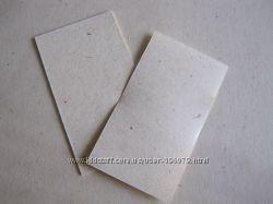 Набор бумаги и картона под старину