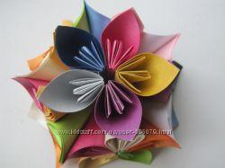 Цветочный шар - кусудама