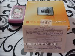 Продам фотоапарат Canon A3100IS у хорошому стані.