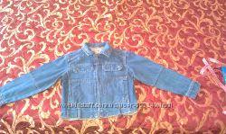 Джинсовая курточка Sela, размер 8