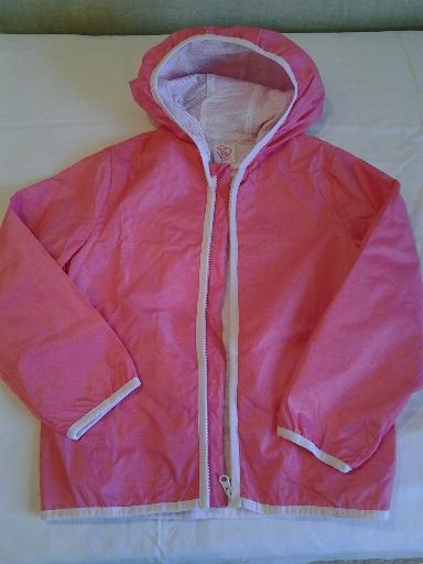 Куртка - ветровка девочке CHICCO оригинал на 6-8 лет рост 128см новая