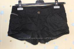 Черные шорты Divided, размер 36