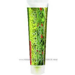Зубная паста Зеленый чай  женьшень Санчи