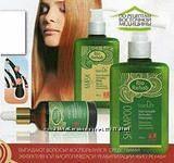 Шампунь, маска и тоник-активаторы для роста волос