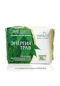 Прокладки Тианде -лечение и профилактика любых гинекологических заболеваний