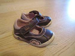 Кожаные туфли BEEKO 20р. Отличное состояние